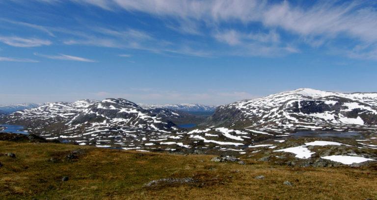 Børgefjell National Park Norway