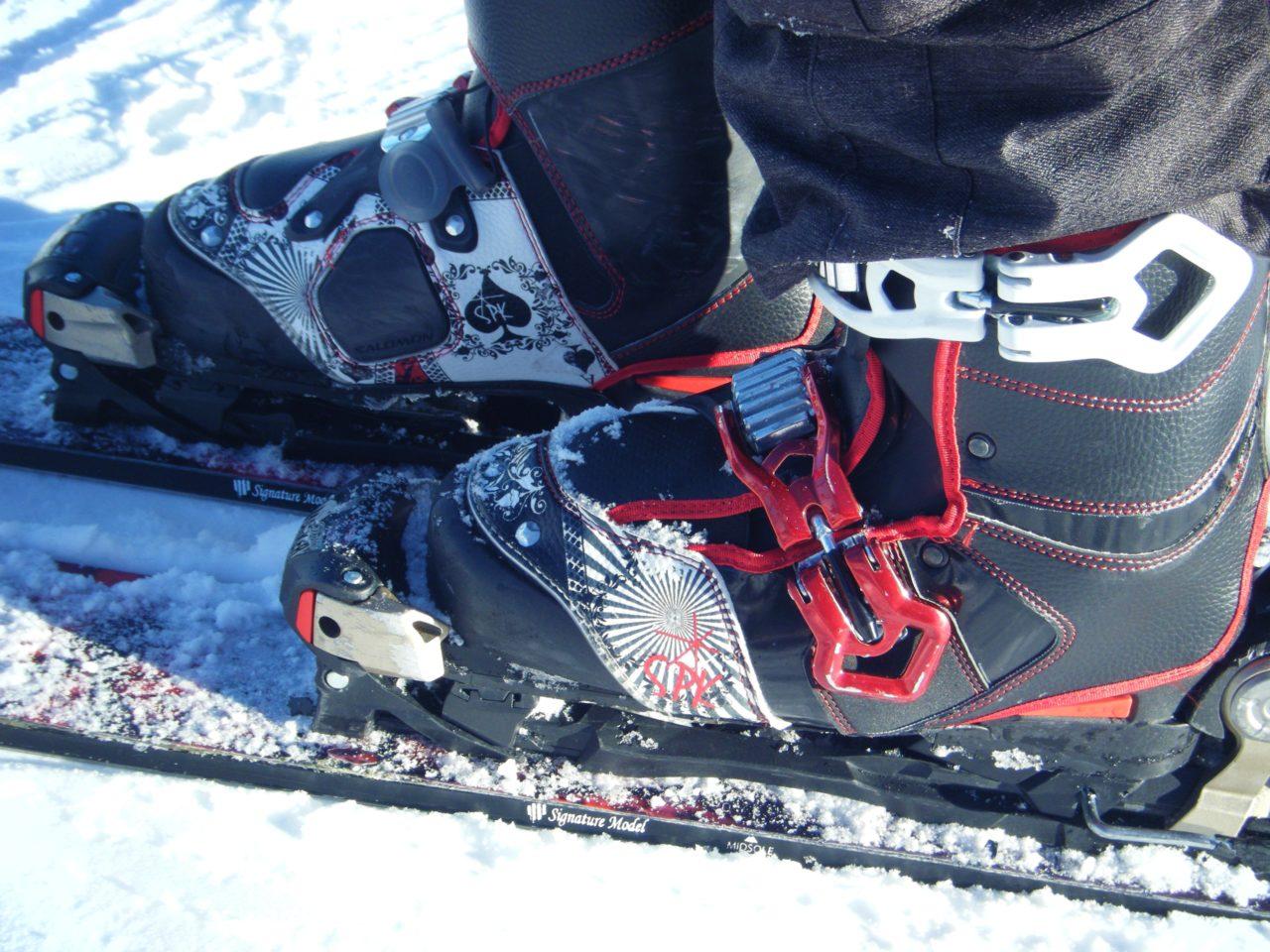 Salomon SPK Pro Ski Boots 2012