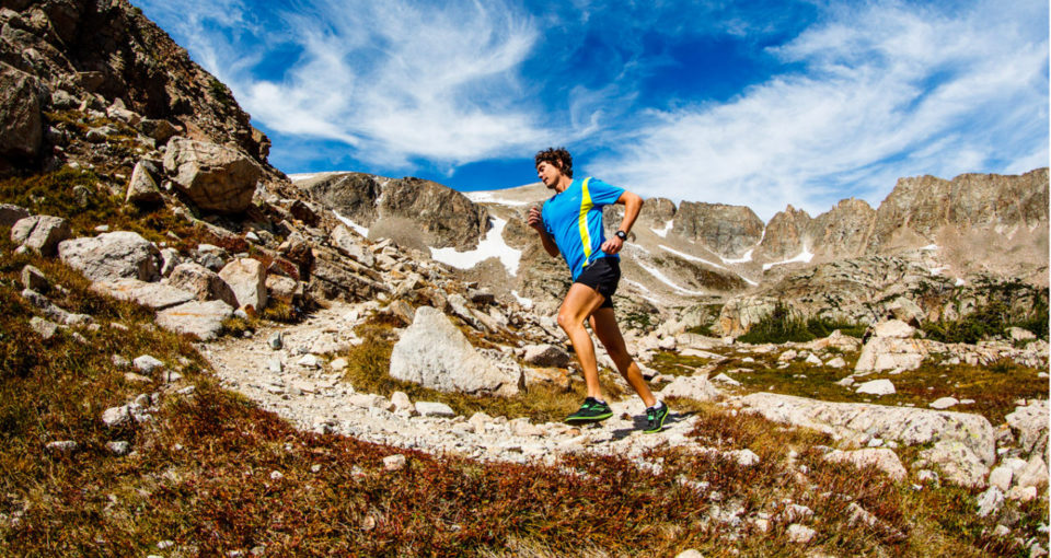 Nutrition Advice from Scott Jurek and Geoff Roes