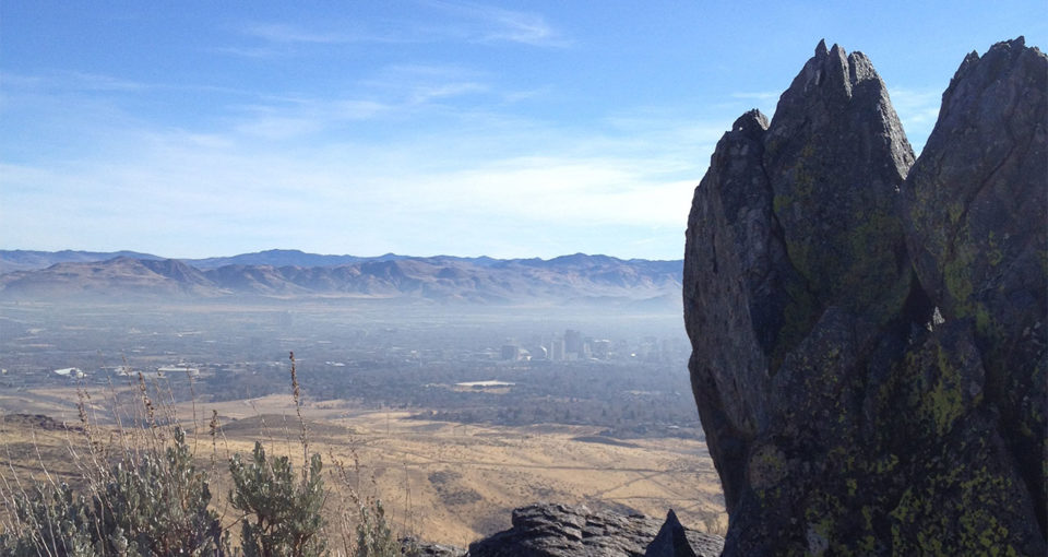 Epic Trail Running in Reno, Nevada
