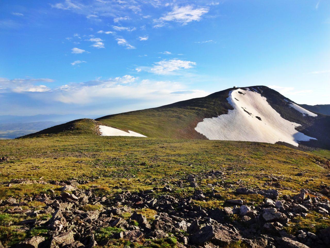 Mt. Eva