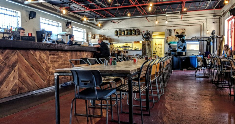 Coopers Roastery & Bar, Marlow