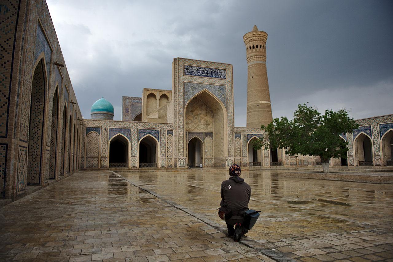 medresele_Bukhara