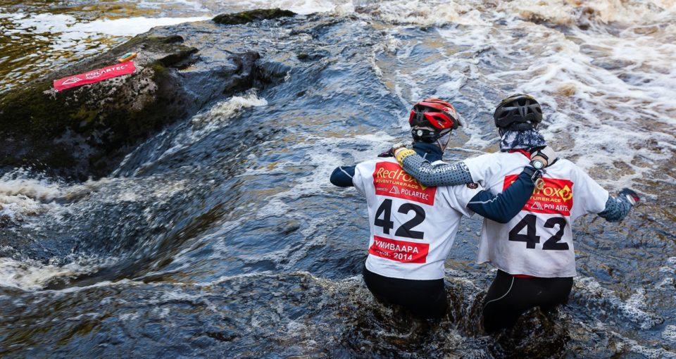 Red Fox Adventure Race, Russia