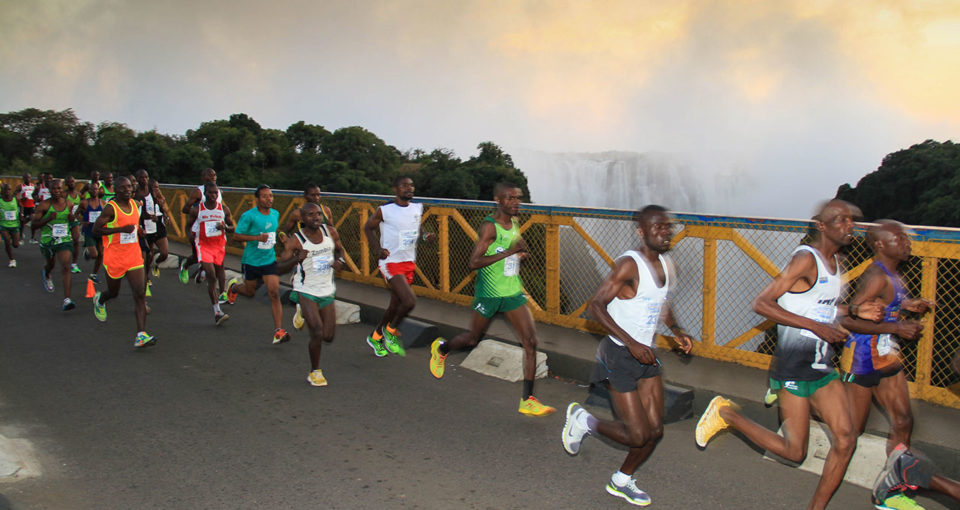 Victoria Falls Marathon, Zimbabwe