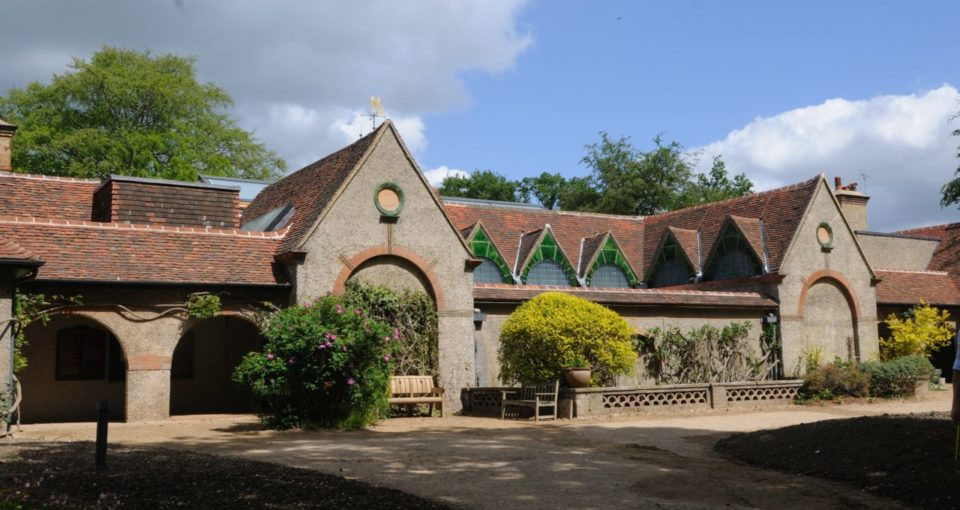 Watts Gallery & Cafe, Compton