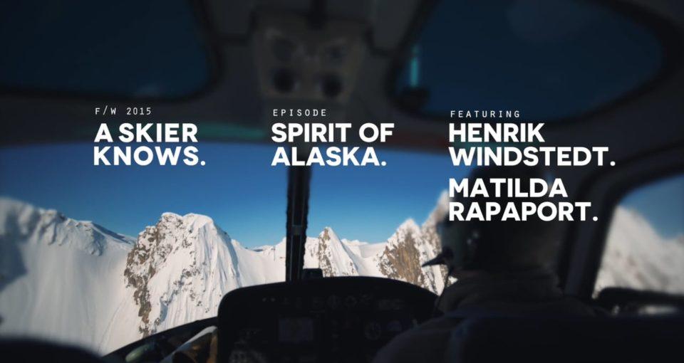 A Skier Knows: Henrik Windstedt and Matilda Rapaport