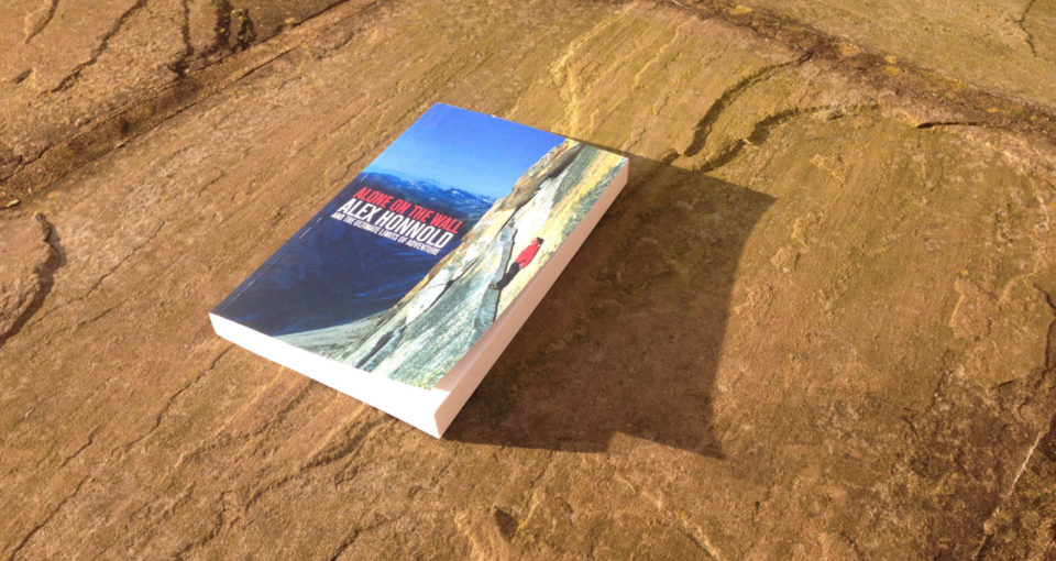 """""""Alone on the Wall"""" – Alex Honnold"""