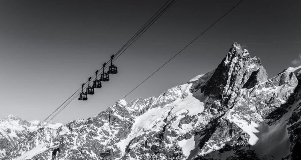 A Simple Machine: La Grave Cablecar