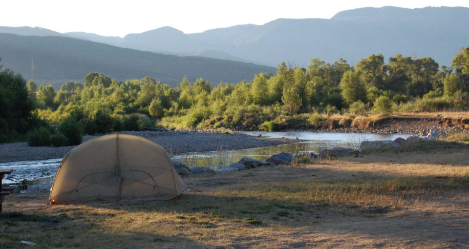 Tinted and Framed: A Romantic Era for Wilderness Camping