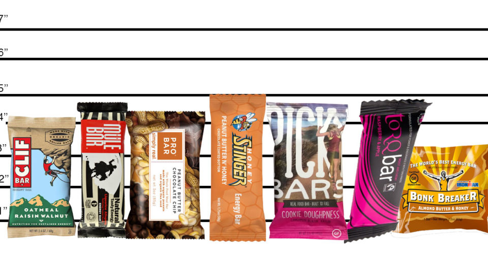 Life Behind Bars: Chewable Sports Nutrition