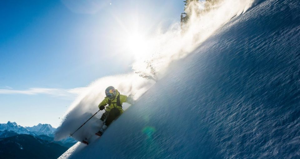 An Unusual Matrimony: Philosophy and Professional Skiing