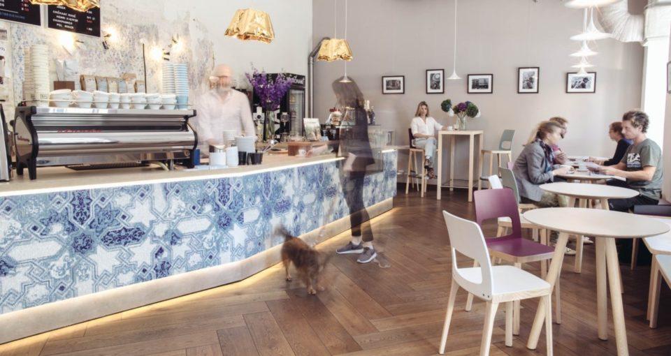 Balthasar Coffee Bar, Vienna
