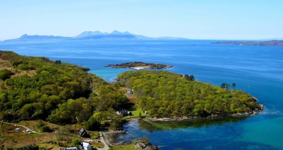 A Glenuig Honeymoon: Scottish West Coast Beaches, Islands and Otters