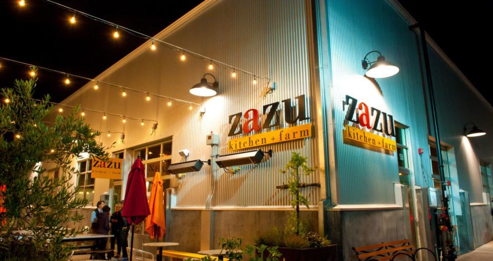zazu kitchen + farm, Sebastopol, Sonoma
