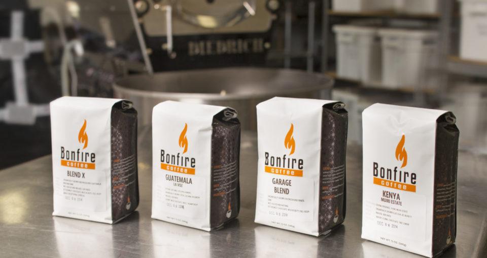 Bonfire Coffee, Carbondale, Colorado