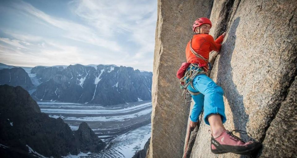 Leo Houlding: Greatest Big Wall Climber of Our Generation?