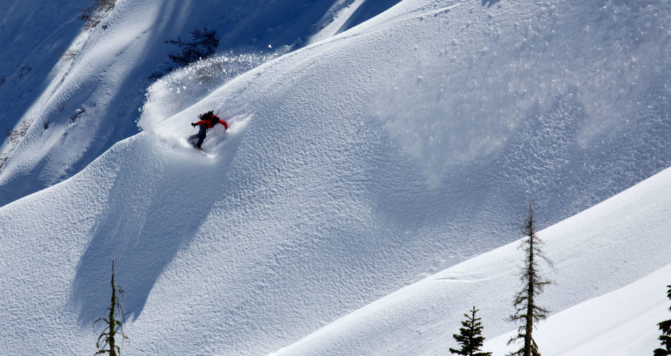 Snowsports just brought art to action