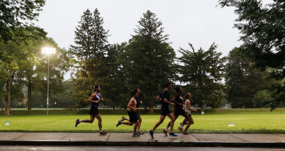 The Trackhouse: Infrastructure for the Bostonian Runner