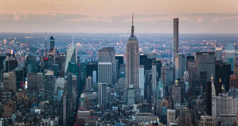 One World Observatory, Lower Manhattan, Manhattan