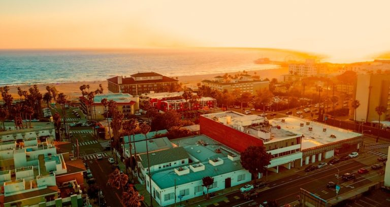 santa_monica_los_angeles_sunset