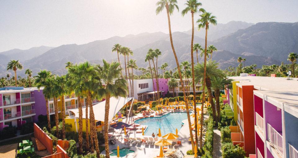 The Saguaro Palm Springs, California
