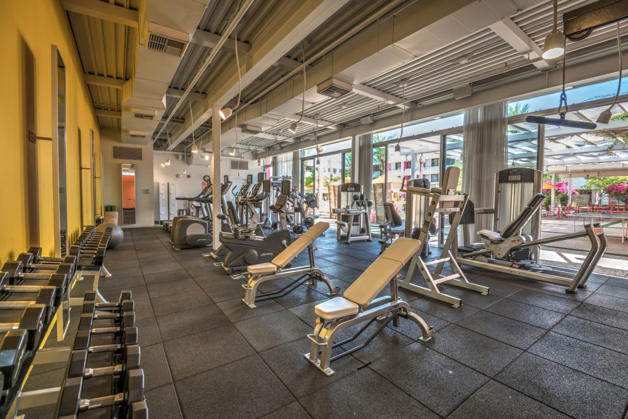 the_saguoro_scottsdale_arizona_gym