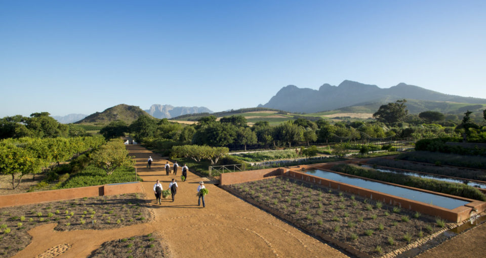 Babylonstoren, Western Cape, South Africa
