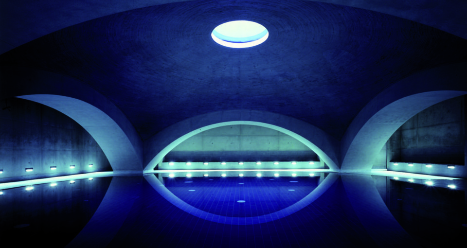 Liquidrom Spa and Acoustic Pool, Berlin