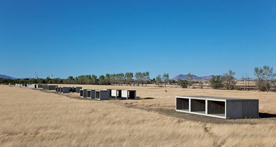 Art & Conservation at The Chinati Foundation, Marfa, Texas