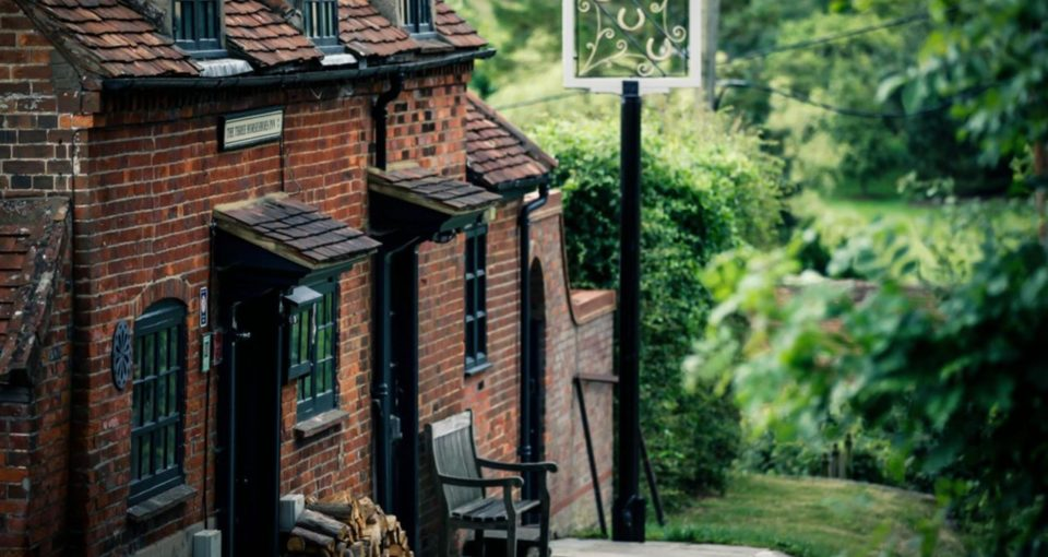 The Mash Inn, Buckinghamshire, England