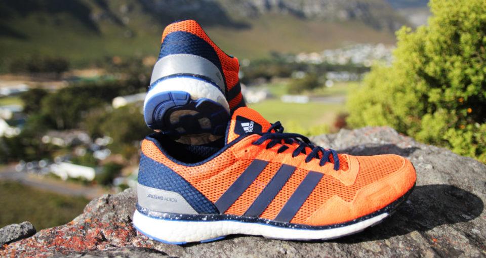 info for 91c5d 4243e adidas Adizero Adios Boost 3.0 Running Shoe
